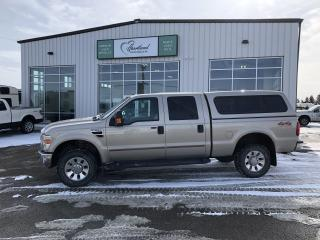 Used 2008 Ford F-350 Lariat for sale in Edmonton, AB