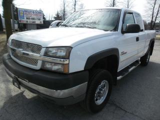 Used 2003 Chevrolet Silverado 2500