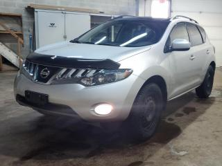 Used 2009 Nissan Murano AWD 4dr SL for sale in Kitchener, ON