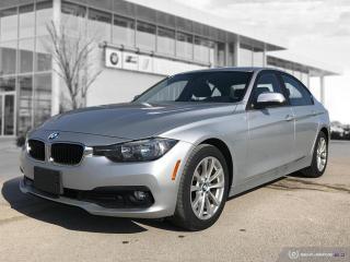 Used 2016 BMW 3 Series 320i xDrive All Wheel Drive! for sale in Winnipeg, MB