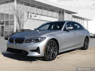 Used 2020 BMW 3 Series 330i xDrive Month End Pricing! AWD! for sale in Winnipeg, MB