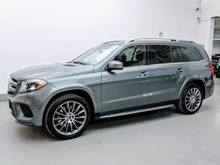 Used 2019 Mercedes-Benz GLS GLS 450/DESIGNO EDITION/MASSAGE SEATS/INTELLIGENT DRIVE PKG! for sale in Toronto, ON