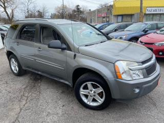 Used 2005 Chevrolet Equinox LT for sale in Scarborough, ON