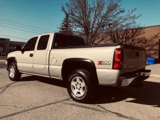 Used 2007 Chevrolet Silverado 1500 LS - Z71 4WD for sale in Mississauga, ON