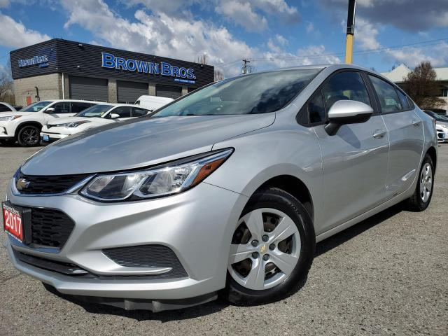 2017 Chevrolet Cruze LS, LOCAL, NO ACCIDENTS 1 OWNER