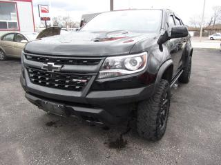 Used 2019 Chevrolet Colorado 4WD ZR2 for sale in Hamilton, ON