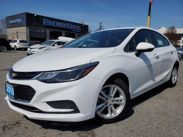 2018 Chevrolet Cruze LT, LOCAL, 1 OWNER