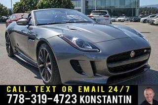 Used 2017 Jaguar F-Type S for sale in Kelowna, BC