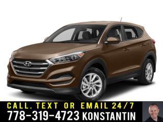 Used 2018 Hyundai Tucson for sale in Kelowna, BC
