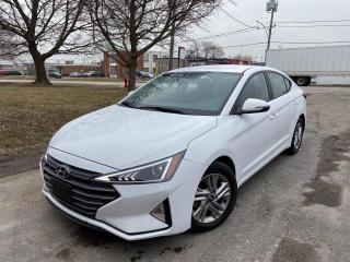 Used 2020 Hyundai Elantra Preferred Pkg/BlindSpot/RevCam/Alloys/ for sale in Brampton, ON