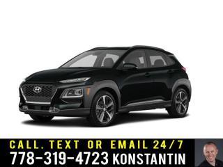 Used 2020 Hyundai KONA Ultimate for sale in Kelowna, BC