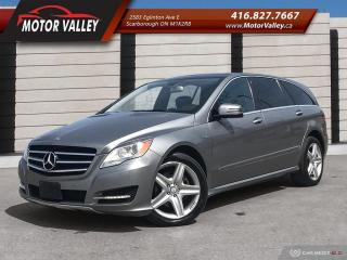 Used 2011 Mercedes-Benz R-Class R 350 BlueTec AMG Pkg. for sale in Scarborough, ON