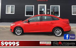 Used 2016 Ford Focus SE for sale in Saint John, NB