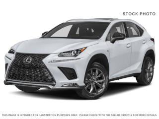 New 2020 Lexus NX 300 for sale in Edmonton, AB