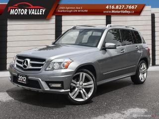 Used 2012 Mercedes-Benz GLK-Class GLK 350 4MATIC *Low Km* No Accident! for sale in Scarborough, ON