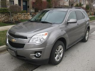 Used 2012 Chevrolet Equinox 1LT, CERTIFIED, BCK CAMERA, BLUETOOTH for sale in Toronto, ON