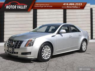 Used 2012 Cadillac CTS 3.0L 1-Owner No Accident! for sale in Scarborough, ON