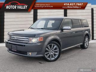 Used 2010 Ford Flex Limited AWD W/EcoBoost Navi B.Up Cam! *NEW TURBO* for sale in Scarborough, ON