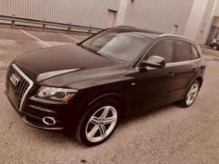 Used 2010 Audi Q5 S Line 3.2L Premium for sale in Mississauga, ON