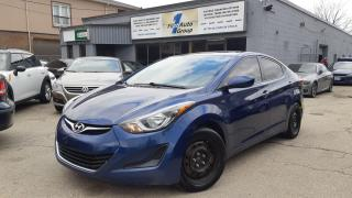 Used 2015 Hyundai Elantra GL for sale in Etobicoke, ON