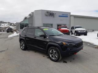 Used 2019 Jeep Cherokee Trailhawk Elite for sale in Corner Brook, NL
