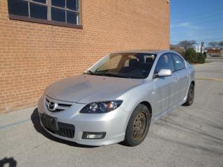 Used 2008 Mazda MAZDA3 2 sets of wheel and tires for sale in Oakville, ON