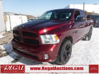 Used 2018 RAM 1500 Express Quad CAB SWB 4WD 5.7L for sale in Calgary, AB