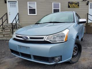 Used 2009 Ford Focus SEL Sedan for sale in Stittsville, ON