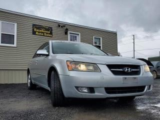 Used 2007 Hyundai Sonata GLS XM for sale in Stittsville, ON