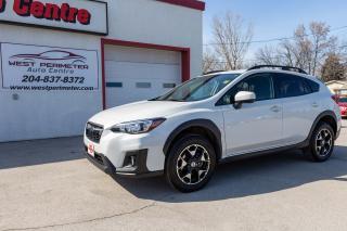 Used 2018 Subaru XV Crosstrek AWD * HTD SEATS * BLUETOOTH * B/UP CAMERA** for sale in Winnipeg, MB
