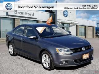 Used 2014 Volkswagen Jetta Comfortline 2.0 TDI 6sp DSG at w/Tip for sale in Brantford, ON