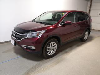 Used 2016 Honda CR-V SE|Certified|Htd Seats|Camera|AWD|39mpg|Btooth for sale in Brandon, MB