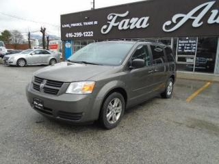 Used 2010 Dodge Grand Caravan STOW & GO SE for sale in Scarborough, ON