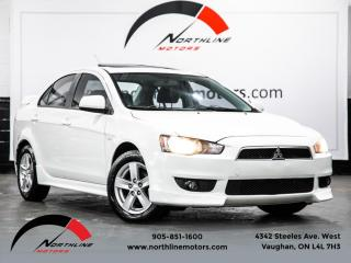 Used 2008 Mitsubishi Lancer Manual|Sunroof|Heated Seats|Power Group for sale in Vaughan, ON