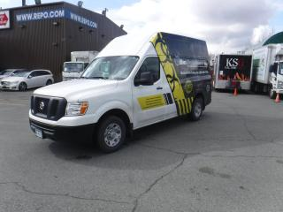 Used 2018 Nissan NV 2500 Cargo 2500 HD S V6 High Roof for sale in Burnaby, BC