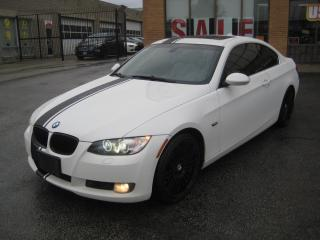 Used 2008 BMW 3 Series 335I Cpe RWD 6-speed Sport Package Service RecordS for sale in North York, ON
