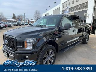 Used 2018 Ford F-150 XLT SuperCrew 4RM caisse de 6,5 p for sale in Shawinigan, QC