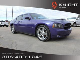 Used 2007 Dodge Charger R/T | Daytona | One Owner | Local | Low Mileage for sale in Weyburn, SK