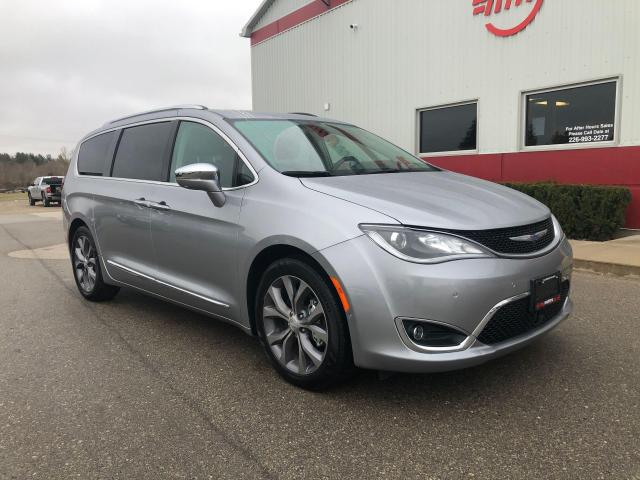 2019 Chrysler Pacifica Limited with No Payments for 6 months oac