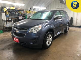 Used 2013 Chevrolet Equinox ECO mode * Alloys * Phone connect * Voice recognition * Hands free steering wheel controls * for sale in Cambridge, ON
