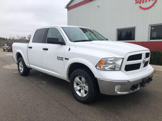 2017 RAM 1500 Outdoorsman with No Payments for 6 months oac.
