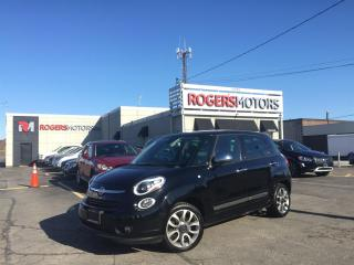 Used 2015 Fiat 500 L - 2.99% Financing | 6 Months Deferral | $0 Down - PANO ROOF - REVERSE CAM - BLUETOOTH for sale in Oakville, ON