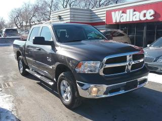 Used 2014 RAM 1500 Crew Cab SWB 4WD for sale in Ottawa, ON