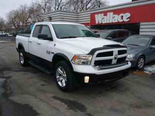 Used 2014 RAM 1500 SLT QUAD CAB 4WD for sale in Ottawa, ON