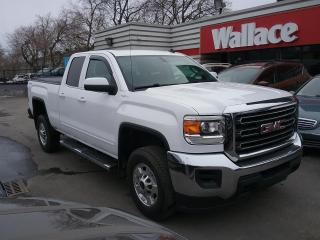 Used 2015 GMC Sierra 2500 SLE Double Cab 4WD for sale in Ottawa, ON