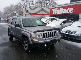 Used 2016 Jeep Patriot High Altitude Edition Leather Sunroof 4WD for sale in Ottawa, ON
