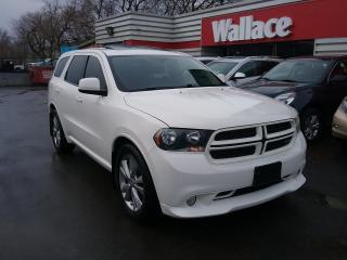 Used 2011 Dodge Durango Heat AWD Sunroof for sale in Ottawa, ON