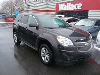 Used 2013 Chevrolet Equinox LS 2WD for sale in Ottawa, ON