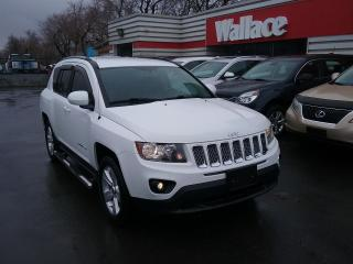 Used 2014 Jeep Compass North Edition 4WD LOW KMS for sale in Ottawa, ON