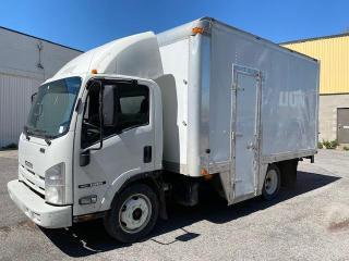 Used 2011 Isuzu NRR Diesel with 14' Box + Liftgate for sale in Ottawa, ON